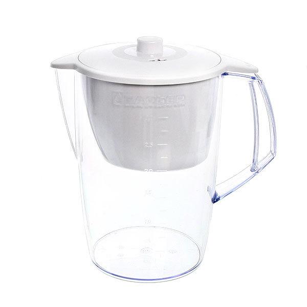 Фильтр для воды Барьер НОРМА 3 л белый купить оптом и в розницу