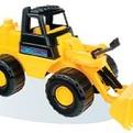 Трактор Носорог черный 431605 Норд /12/ купить оптом и в розницу