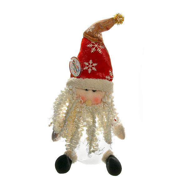 Подарочная упаковка 37 см ″Дедушка Мороз″ купить оптом и в розницу