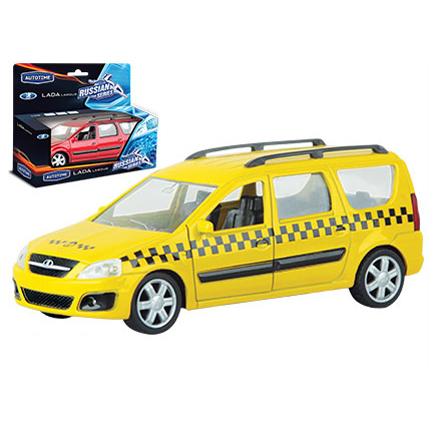 Модель LADA LARGUS Такси 1:38 49487 купить оптом и в розницу