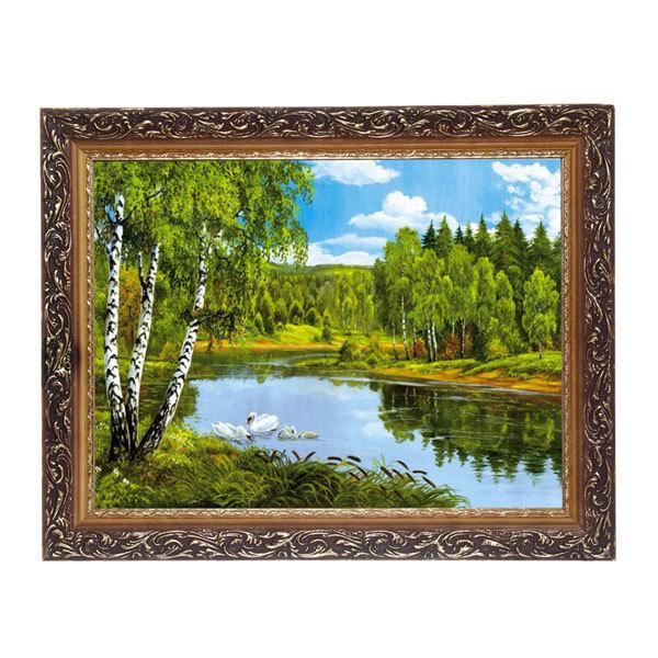 Картина репродукция 30*40 К371 купить оптом и в розницу