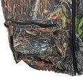Жилет зимний, наполнитель синтепон, принт лес р.56-58 купить оптом и в розницу