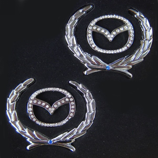 Автологотип Diamond Car Side Mark MAZDA купить оптом и в розницу
