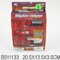 Набор машин металл 11232-ВА Пожарный LITTLE ANT купить оптом и в розницу