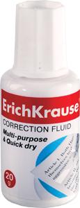 Коррект.жидк.Erich Krause c кист.20г спирт.основа купить оптом и в розницу
