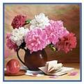 Салфетки бумажные 2сл. 20л ″Bouquet Original de Luxe″ ″Цветочный натюрморт″ купить оптом и в розницу