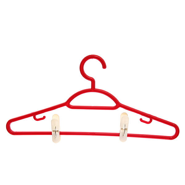 Вешалки-плечики для брюк и юбок размер 48-50 купить оптом и в розницу