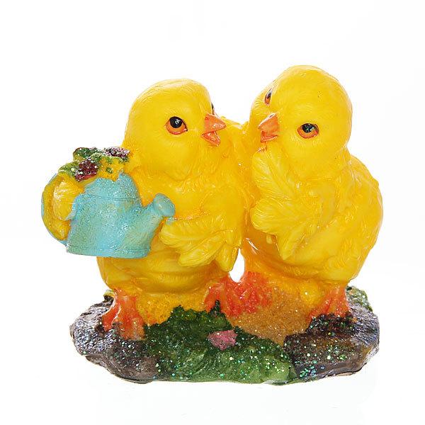 Фигурка ″Цыплята веселые″ 8,5*8см СК021 купить оптом и в розницу