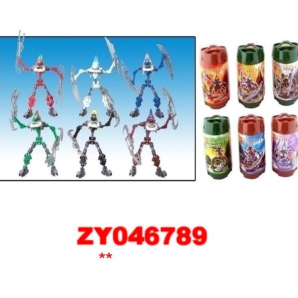 Робот Бионикл 8941-8946 6 видов в банке купить оптом и в розницу