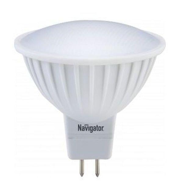 Лампа светодиодная Navigator Standard NLL-MR16 -3-230-4K-GU5.3 30000ч, аналог 20Вт (10/100) купить оптом и в розницу
