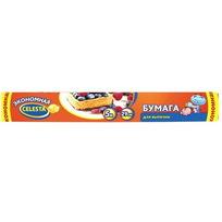 Бумага для выпечки 5м в п/п пакете Экономная CELESTA купить оптом и в розницу