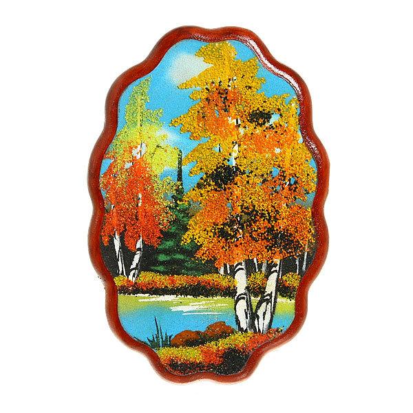 Панно из натурального камня 17-25см ажурное №2 купить оптом и в розницу