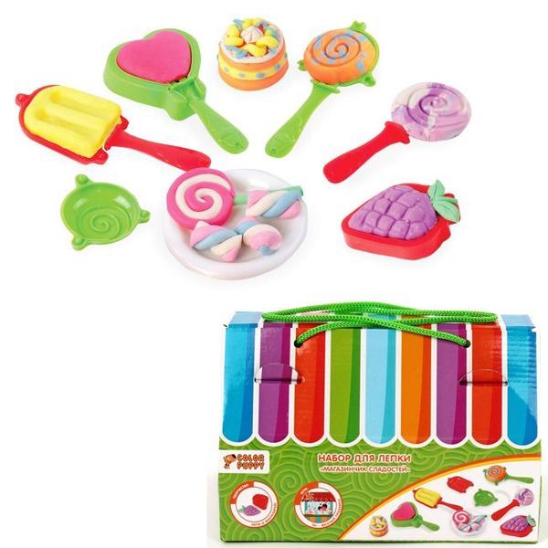 Набор ДТ Набор для лепки Магазин сладостей 631030 Color Puppy купить оптом и в розницу