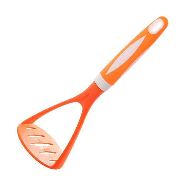 Толкушка кухонная пластиковая ″Апельсин″ Селфи купить оптом и в розницу