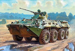 Сб.модель 3560  БТР-80А купить оптом и в розницу