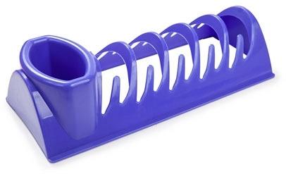 Сушилка для посуды Compakt (лазурно-синий )*14 купить оптом и в розницу
