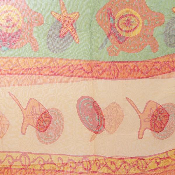 Парео ″Морские прелести″ 150*100, цвет в ассортименте купить оптом и в розницу