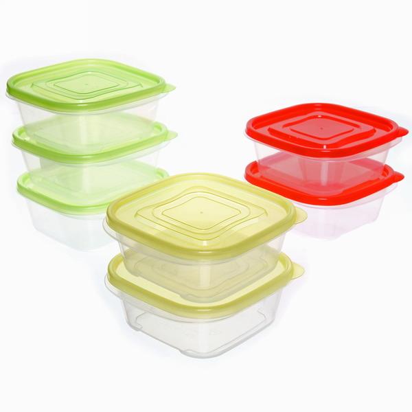 Набор контейнеров 7 шт (7х0,61л) купить оптом и в розницу