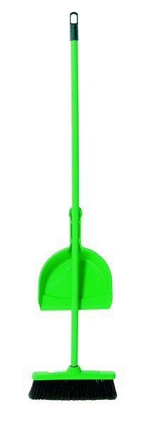 """Комплект для уборки ЭКОнекс 2 """"комби"""" mix solid (синий/красный/зеленый) 15шт Konex купить оптом и в розницу"""