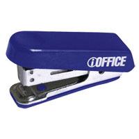 Степлер  № 10 iOffice синий к/у 10л (мини) купить оптом и в розницу