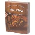 Ухваты для разделки мяса 11х11см 2шт купить оптом и в розницу
