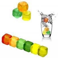 Н-р 6 охладителей д/напитков Лимонные дольки (1/12) купить оптом и в розницу