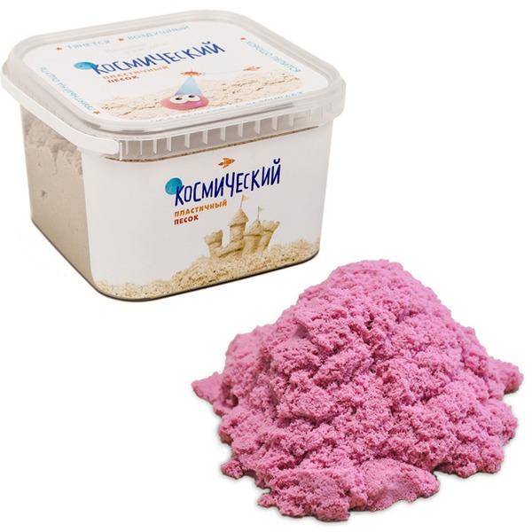 Набор ДТ Космический песок Розовый 3 кг. купить оптом и в розницу