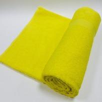 Полотенце махровое 30х60 цв.желтый Марьины узоры купить оптом и в розницу