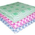 Одеяло байк 140х215 взр 5772В цветное Ермолино купить оптом и в розницу