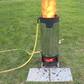 Нагреватель для бассейнов на твердом топливе Seazone-20 (20кВт) купить оптом и в розницу