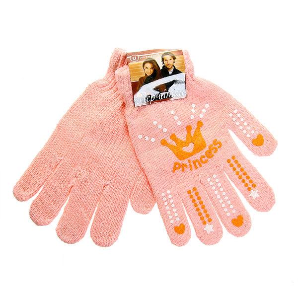 Перчатки молодежные ″Ангел″ цвет в ассортименте h-17см купить оптом и в розницу