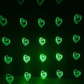 Световой прибор Лазер LED 98 RGB, mic+авто, 100 рисунков купить оптом и в розницу