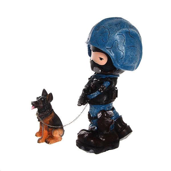 Копилка мальчик+собака Н5898 купить оптом и в розницу