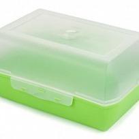 Ланч-бокс 1,5 л (салатный) купить оптом и в розницу