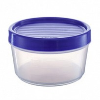 Емкость для сыпучих и СВЧ ″Vandi″ 0.5 л (лазурный-синий) купить оптом и в розницу