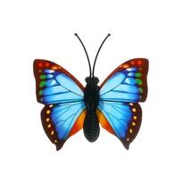 Украшение декоративное 4см Бабочка на магните 6706-8 купить оптом и в розницу