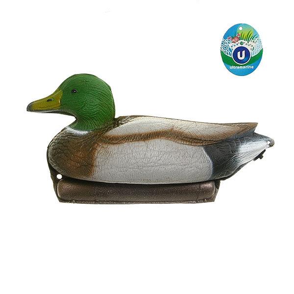 Фигура садовая плавающая Селезень 35х19см 011 купить оптом и в розницу