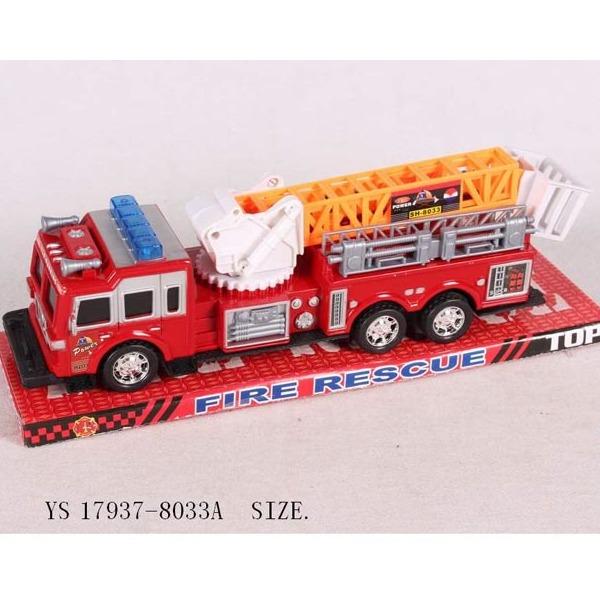 Машина инерц. 8033-SH Пожарная п/к купить оптом и в розницу