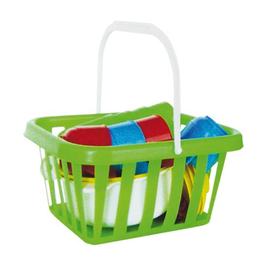 Набор посуды Пикник 35пр У531 /10/ купить оптом и в розницу