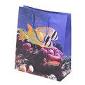 Пакет подарочный ″Морские животные″ 21*26*10 купить оптом и в розницу