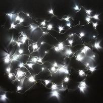Гирлянда светодиодная 9,5м,100 ламп LED, Белый, 8 реж, прозр.пров., с возмож. соединен купить оптом и в розницу
