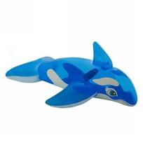 Игрушка для плавания верхом 163*76 см Касатка Intex (58523) купить оптом и в розницу