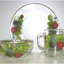 Набор посуды для завтрака ″Лесная поляна″ D10327/1+D10341/1+D1335/1 купить оптом и в розницу