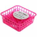 Прищепки пластиковые в корзине 181-2093 (20шт.) купить оптом и в розницу