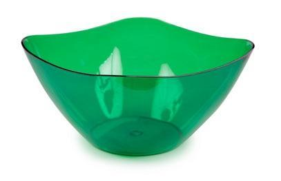 Салатник Ice 0,5л. (зеленый полупрозрачный)*70 купить оптом и в розницу