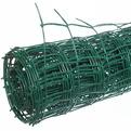 Сетка садовая, размер 1*10 м, размер ячеек 90*100 мм (хаки) купить оптом и в розницу
