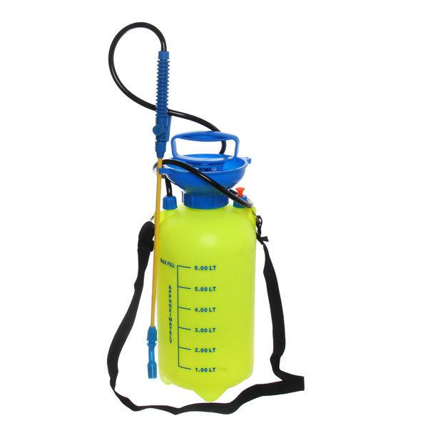 Опрыскиватель помповый 6л ″NINA″ NA-062 пластик купить оптом и в розницу