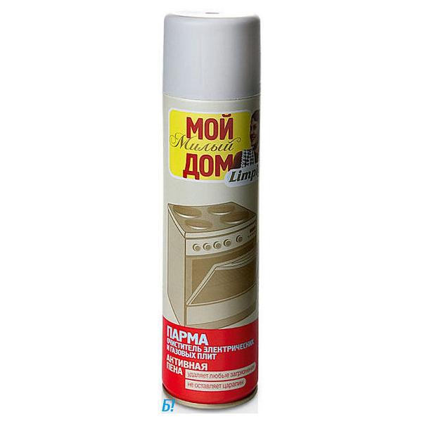 Спрей для чистки эллектрических и газовых плит 300мл. 441406 купить оптом и в розницу