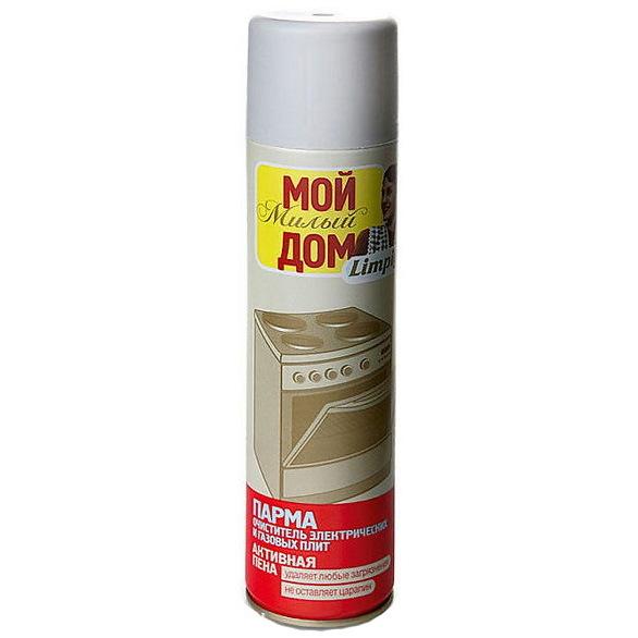 Средство - спрей для чистки эллектрических и газовых плит 300мл. купить оптом и в розницу