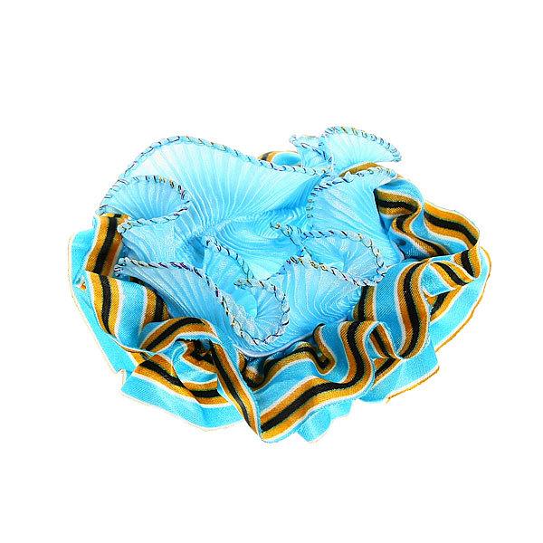 Резинка для волос Гофре шелк КР-0056/20 купить оптом и в розницу